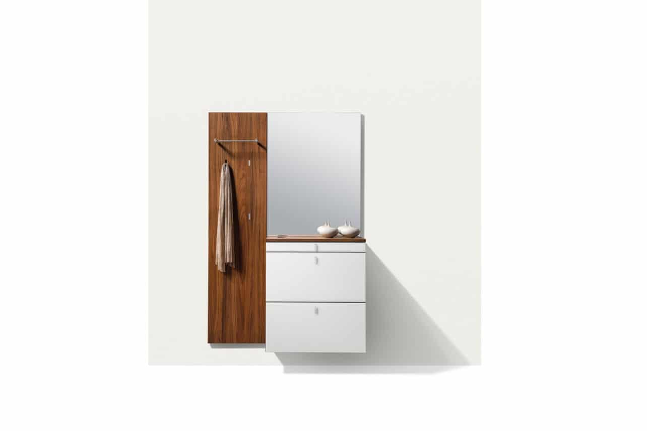 garderobe aus naturholz in freiburg bei hartmann einrichtungen. Black Bedroom Furniture Sets. Home Design Ideas