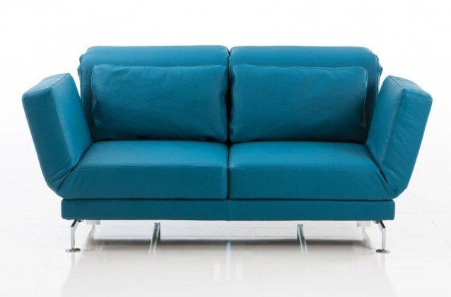 moule-sofa in blau von Bruehl