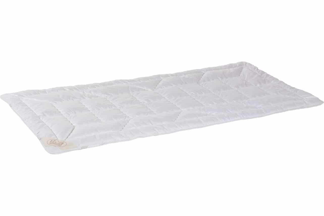Auflage/Unterbett mit Lyocell (Tencel®), Bezug aus Baumwolle (kbA)