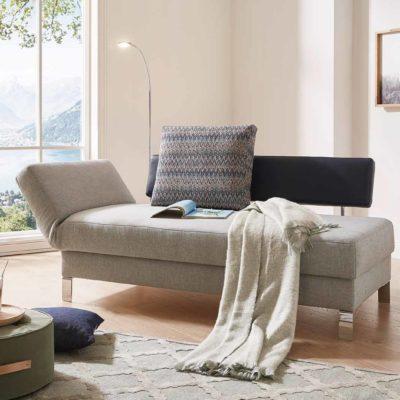liege schlafsofa salto hartmann naturm bel. Black Bedroom Furniture Sets. Home Design Ideas