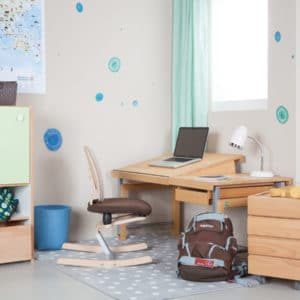 Schreibtisch Ziggy DBD-860, Schubladencontainer
