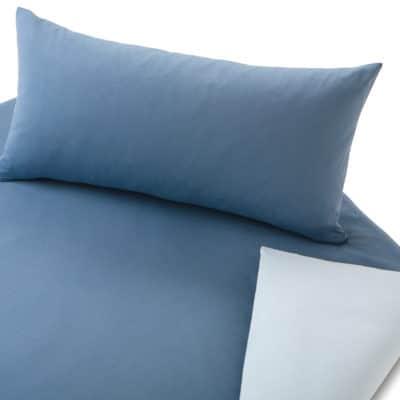 Jersey-Wendebettwäsche aus kbA Baumwolle