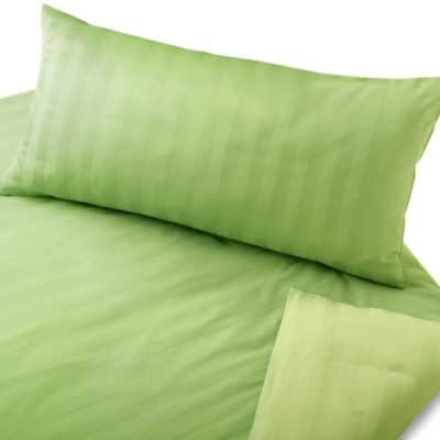 Satin-Bettwäsche Linea aus kbA Baumwolle