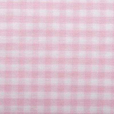 Kinderbettwäsche Edellinon Vichy aus kbA Baumwolle