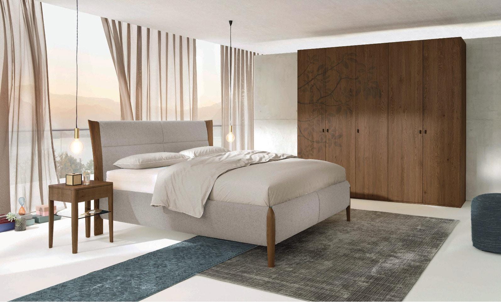 Schlafzimmer Mevisto - Hartmann Naturmöbel