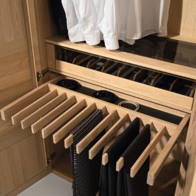 Hosenauszug für Kleiderschrank Valore von Team7