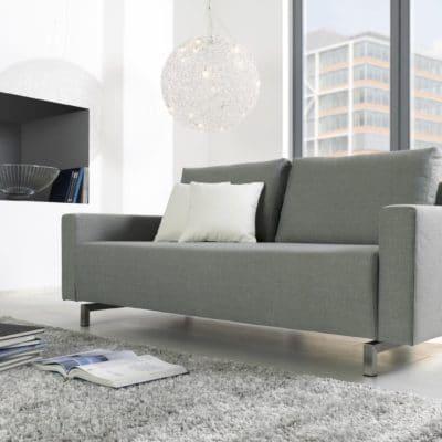 Sofa Gio 2,5-Sitzer in Grau