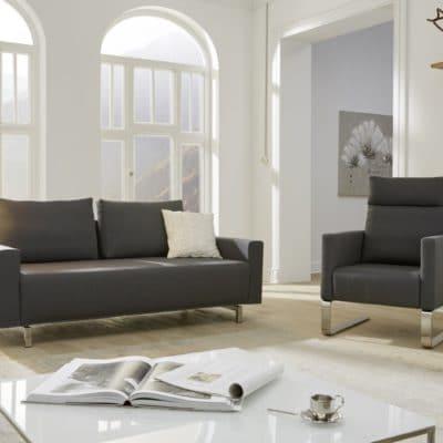 2,5-Sitzer Sofa Gio